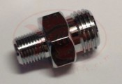 1/8 NPT Male to 9/16-18 Male Fitting - Product Image