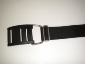 Plastic Adjustable Reinforced Cam Straps - Product Image