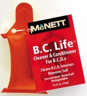 BC Life Cleaner & Conditioner for B.C.D.s 1/2oz Travel Size - Product Image