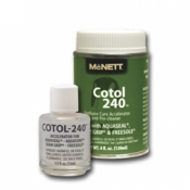 Cotol 240 Cleaner & Cure Accelerator 1/2oz Bottle - Product Image