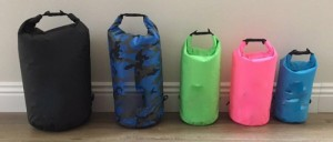 "20 Liter / 5.3 Gallon Drybag ""Select Color"" - Product Image"