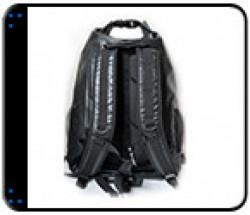 "20 Liter Dry Padded Backpack ""Black color"" - Product Image"