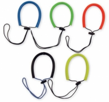Adjustable Orange Lanyard - Product Image