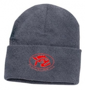 Knit Cap Athletic Oxford (Grey) - Product Image
