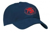 Navy Cap - Product Image