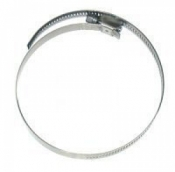 Large Marine Grade Hose Clamp (1 Hose Clamp) - Product Image