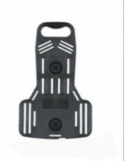 Plastic Heavy Duty Style Backplate - Product Image
