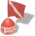 Inflatable Dive Flag - Product Image