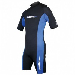 "2mm Shorty Men's Wetsuit ""Flat Stitch Design"" - Product Image"