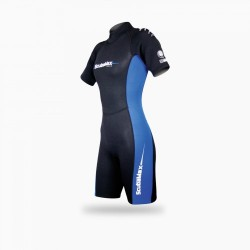 "2mm Shorty Women's Wetsuit ""Flat Stitch Design"" - Product Image"