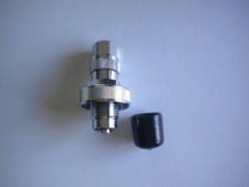 "Din Fill Adapter w/ 1/4"" female NPT Fitting  ""Nitrox Ready - Product Image"