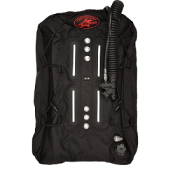 32lb 360 All Black Wing w/Bungee Loops - Product Image