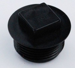 "3/4"" Thread Neck Plug - Product Image"