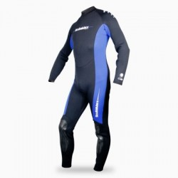 "3mm Male Back Zip Wetsuit ""flat stitch Design"" - Product Image"