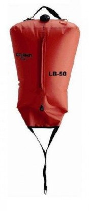 IST 50lb Closed Style Liftbag   - Product Image