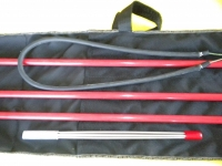 3 Piece / 6ft Pole Spear Kit w/ paralyzer Tip Included! - Product Image