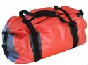 "Dry Duffle Bag  "" Red ""  - Product Image"