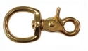 "3/4"" Trigger Snap Brass - Product Image"