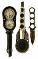 Manta Small SPG Gauge & Depth / Knife - Product Image