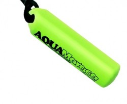 "New Color to Us!!!! Aqua Maraca Underwater Signaling Device GREEN ""Single Unit"" - Product Image"
