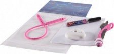 "Aqua Pencil Kit ""Pink"" - Product Image"