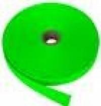 "2 Inch Nylon Webbing  Nitrox GREEN Stiff Webbing!"" - Product Image"