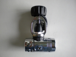 """Balance Diaphragm Yoke First Stage """"Cold Water Version #804"""" - Product Image"""