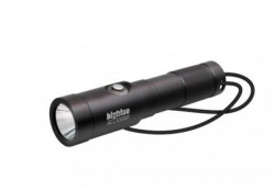 Bigblue AL1300NP Narrow Beam Dive Light with Side Switch - Product Image