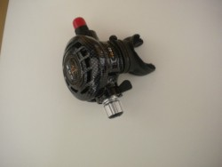 """Piranha Explorer """"WMD"""" Extreme Diving 2nd Stage  """"Carbon Fiber""""  1 Left! - Product Image"""