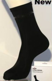 "Black Lycra Socks  ""Pair"" - Product Image"