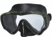 Camo Mask w/black skirt - Product Image