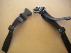 Chest Strap for Harness - Product Image