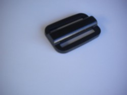 "Professional Grade Plastic Slider ""No Teeth / Raised center bar!"" - Product Image"