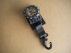 Compass w/ Delrin clip - Product Image