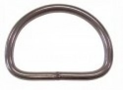 D-Ring 1.5 Inch Straight Style - Product Image