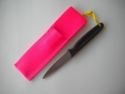 DIR Safety Knife w/ PINK Shealth - Product Image