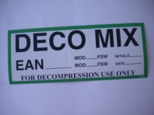Deco Mix Sticker - Product Image
