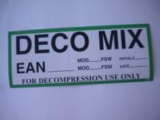 Deco Mix Sticker - Product Image