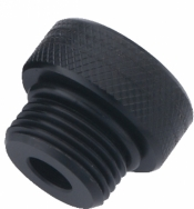 "Delrin Valve Cap  ""MALE"" - Product Image"