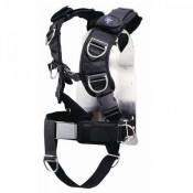IST Deluxe Comfort Harness II w/ Backplate - Product Image