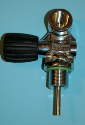 Din Valve 300Bar Right - Product Image