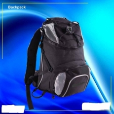 Dive Backpack w/padded Shoulder Straps - Product Image