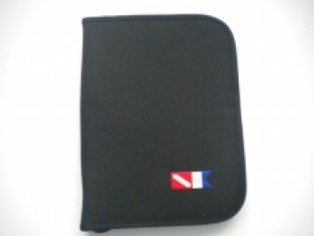 """Dive Log Organizer """"Black Cover"""" ...One left at this price! - Product Image"""