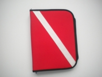 "Dive Log Organizer ""Dive Flag Cover"" ...One left at this price! - Product Image"