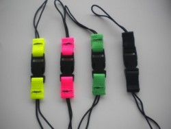 Dual Bungee Loop Lanyard w/ Quick Release Buckle - Product Image