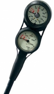 EDGE Precision 2 Combo Gauge - Product Image