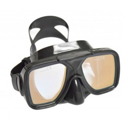 Special! Edge Contrast Yellow Lens Mask w/ Plastic hard case! - Product Image