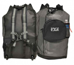 Edge Mesh Roller Backpack Bag - Product Image
