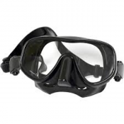 "Edge Stealth Frameless Mask ""One Left!"" - Product Image"