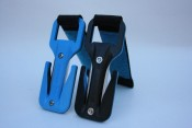 Eezycut Blue/Black Knife Harness Pouch - Product Image